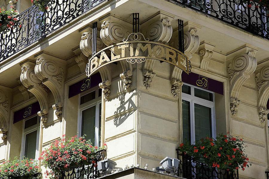 Hôtel Baltimore Paris Champs Elysées MGallery Collection - Façade