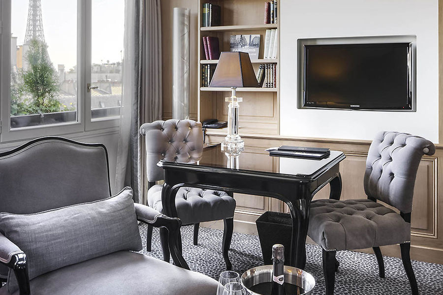 Hôtel Baltimore Paris Champs Elysées MGallery Collection - Suite