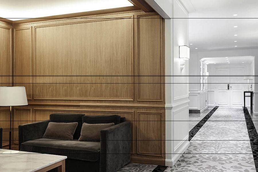 Hôtel Baltimore Paris Champs Elysées MGallery Collection - Salon d'accueil
