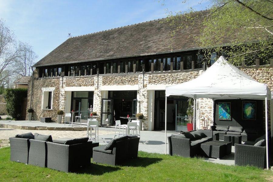Espace Grange - Terrasse
