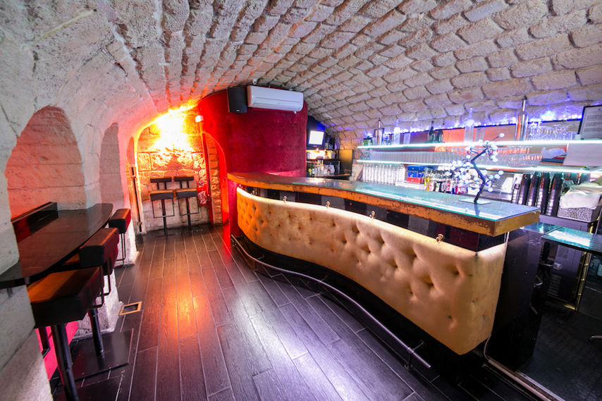 Le Privé - Le bar