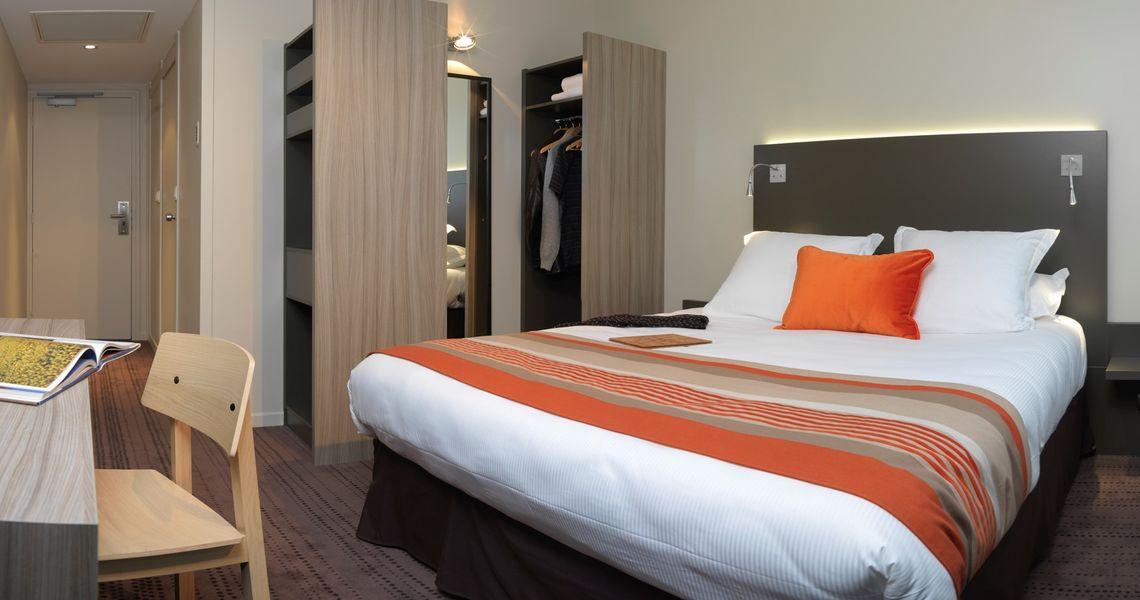 Best Western Plus Hotel de Chassieu - Chambre