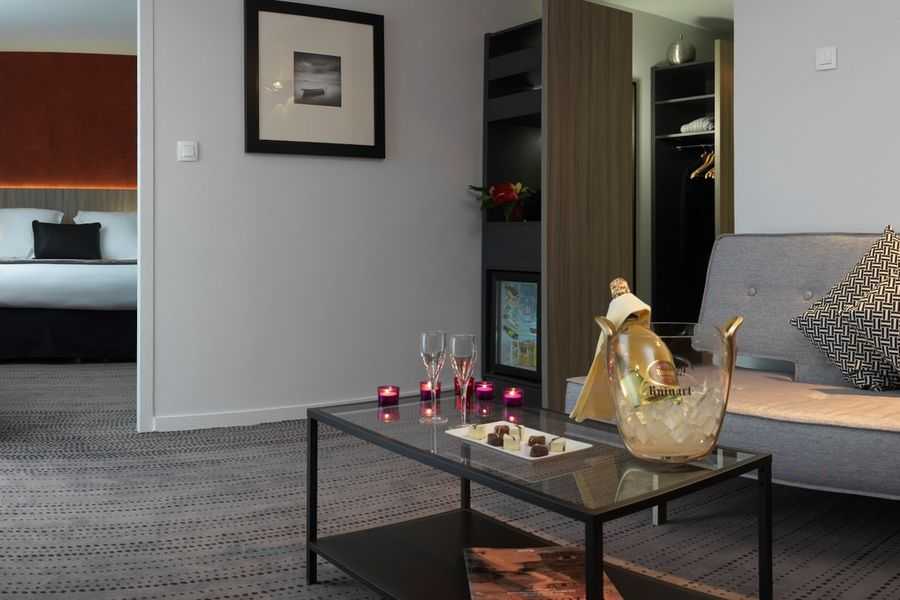 Best Western Plus Hotel de Chassieu - Suite