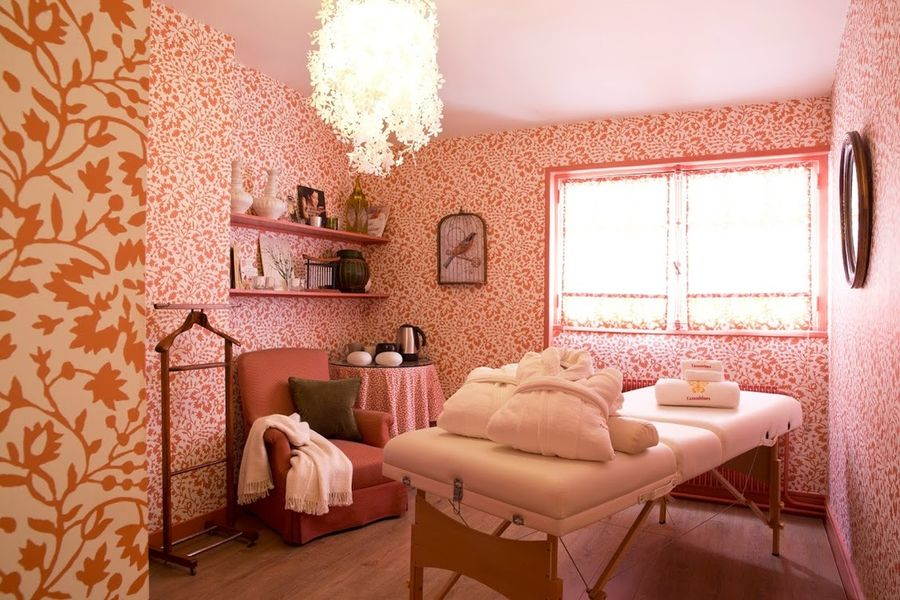 Cazaudehore - Salle massage