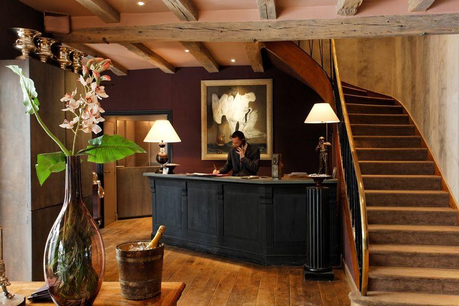 Cazaudehore - Réception Restaurant