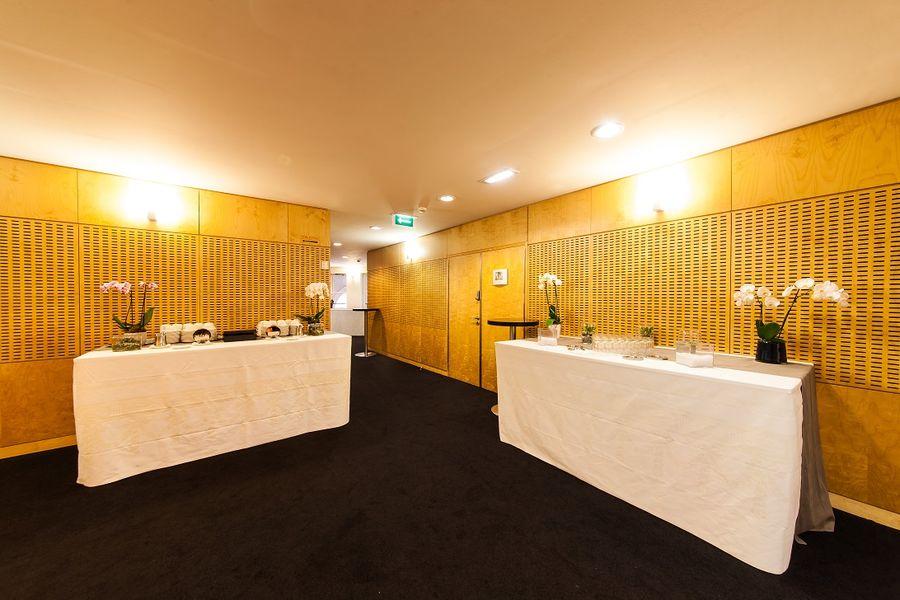 Centre de Conferences Edouard VII - Aire de réception 2