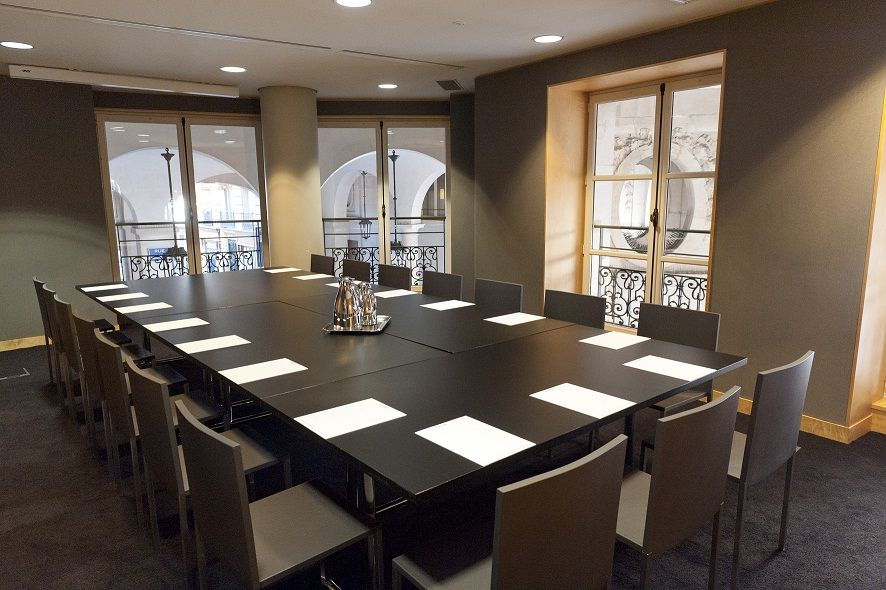 Centre de Conférences Edouard VII - Salon Melbourne style réunion (2)