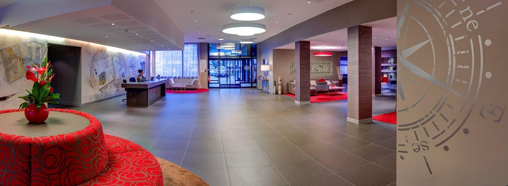 Best Western Plus Hotel de Chassieu - Lobby