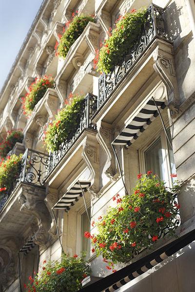 Hôtel Elysées Régencia - Vue extérieure