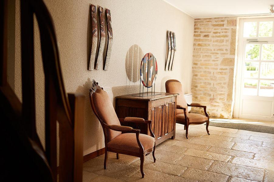 Le Montrachet - Les espaces intérieurs 5