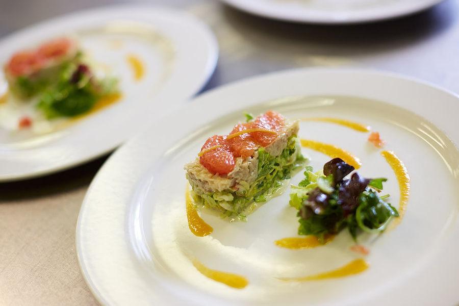 Le Montrachet - La cuisine