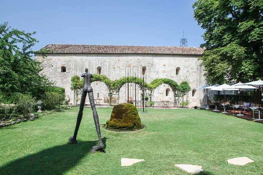 Hostellerie de l'Abbaye de la Celle - Les espaces extérieurs 4