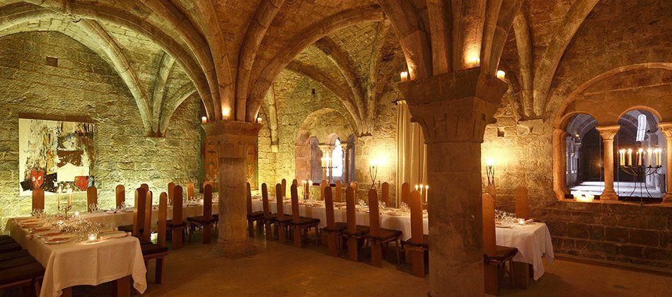 Hostellerie de l'Abbaye de la Celle - Banquet