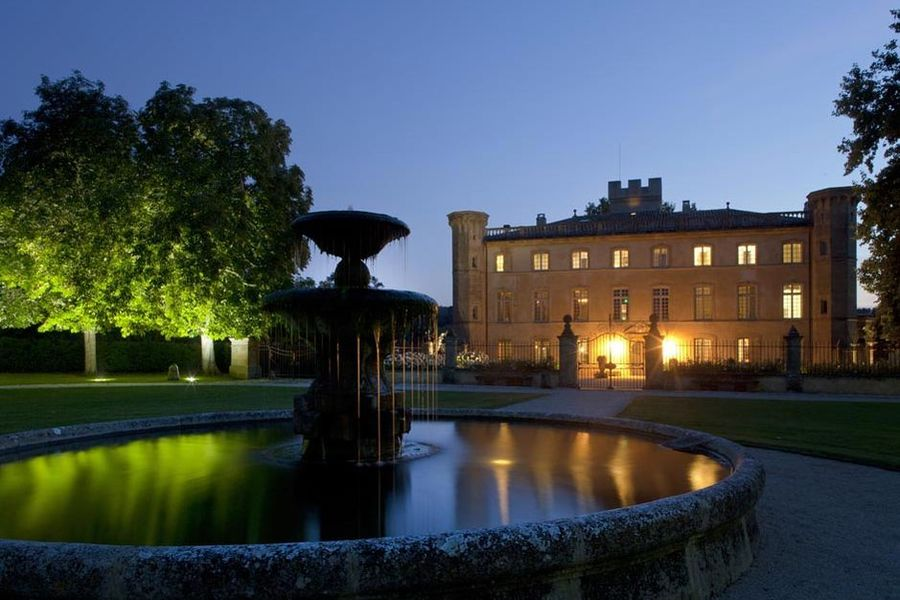Villa Baulieu - Vue nocturne