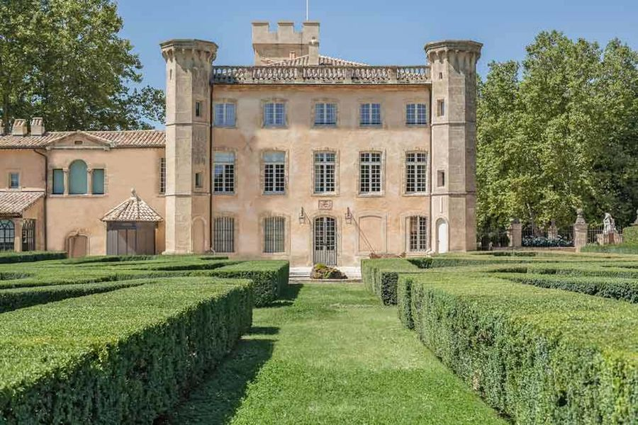 Villa Baulieu - Vue extérieure