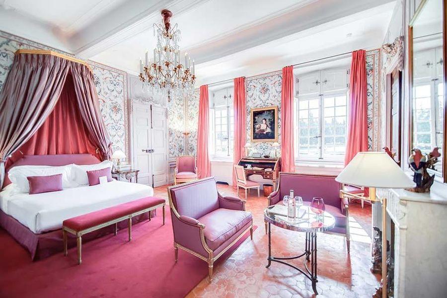 Villa Baulieu - Les hébergements