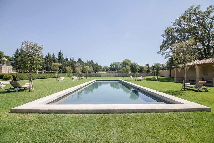 Villa Baulieu - Les espaces extérieurs 4