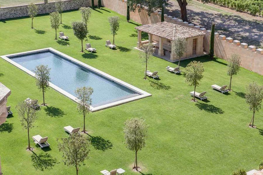 Villa Baulieu - Les espaces extérieurs 3