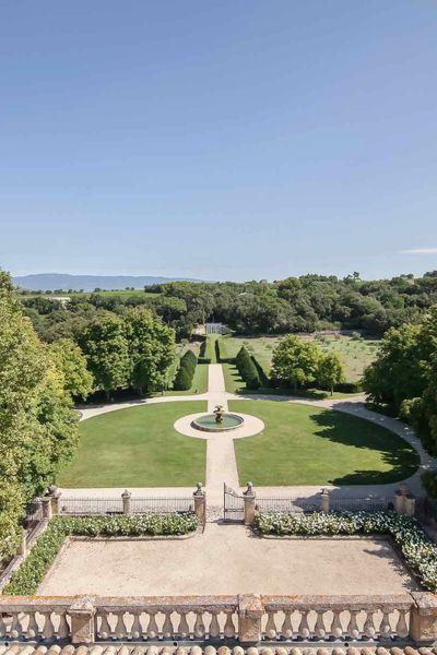 Villa Baulieu - Les espaces extérieurs