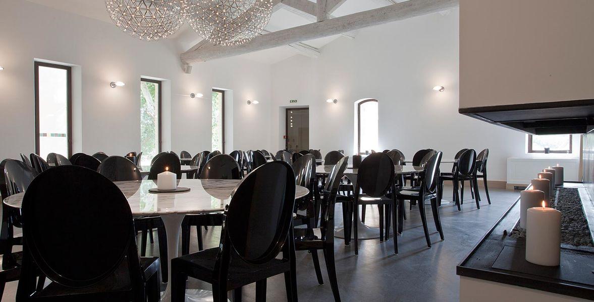 Villa Baulieu - Banquet 2