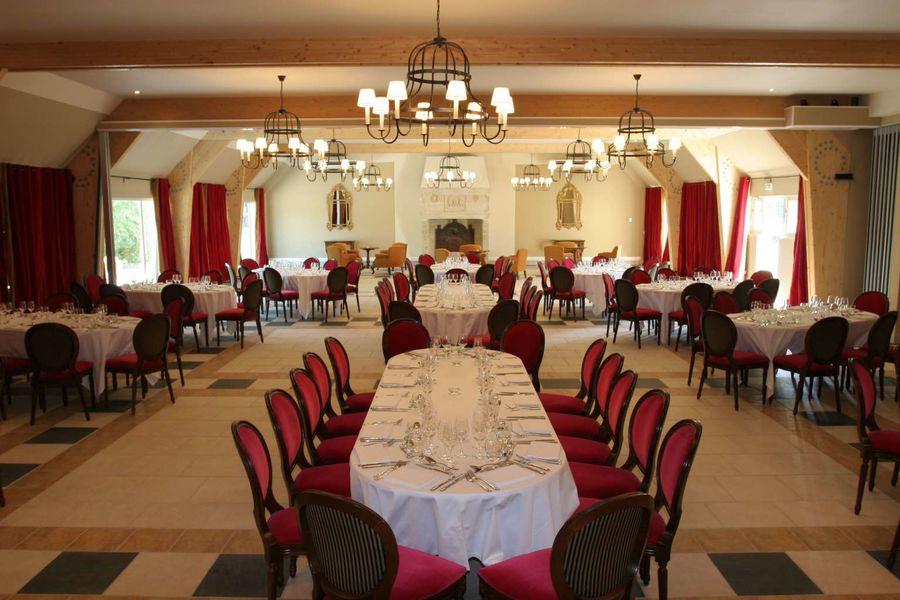 Château d'Augerville - Banquet 2