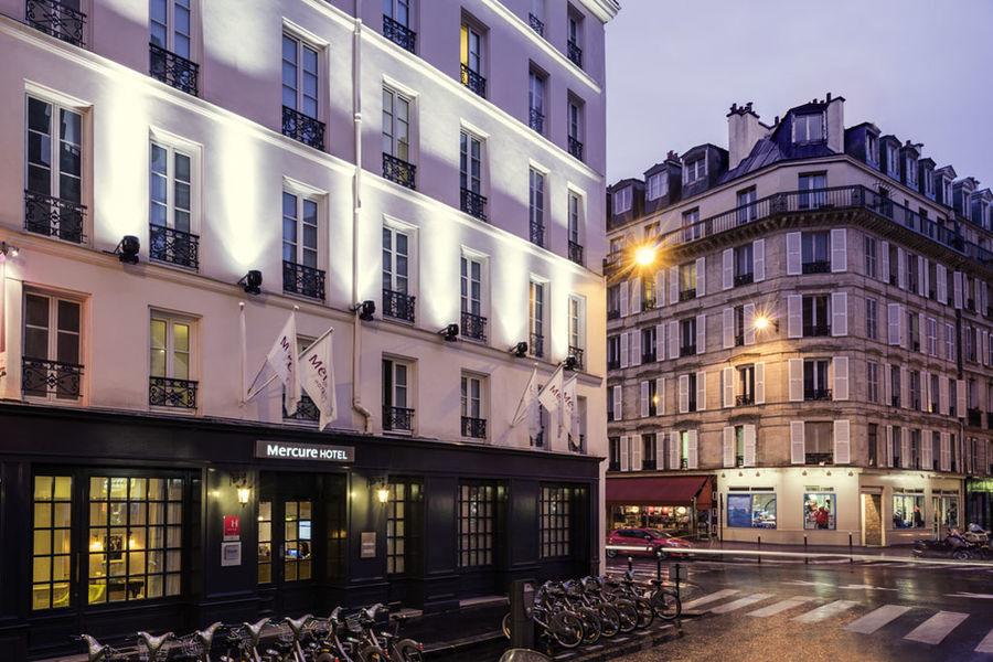 Mercure Notre Dame Saint Germain des Près - Vue extérieure