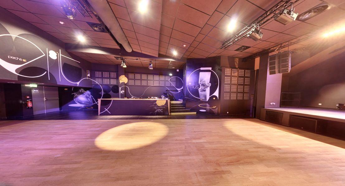 Pan Piper - Auditorium 1