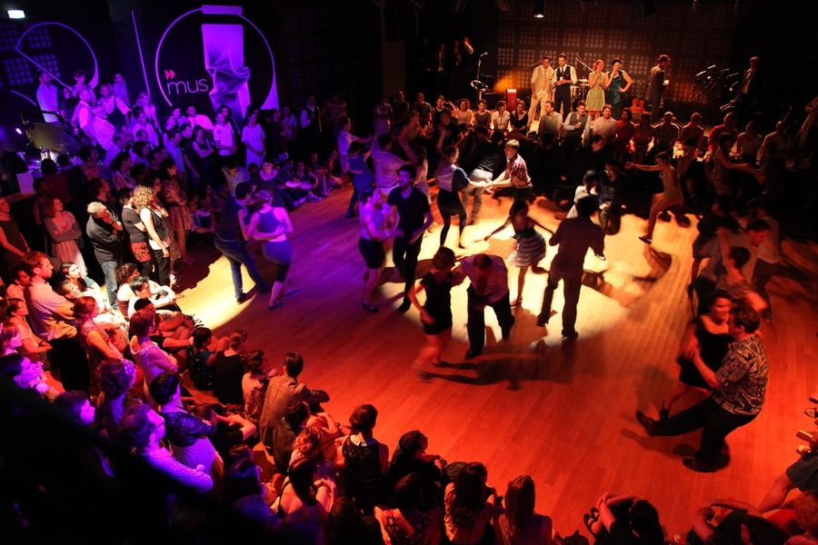 Pan Piper - Auditorium dansant