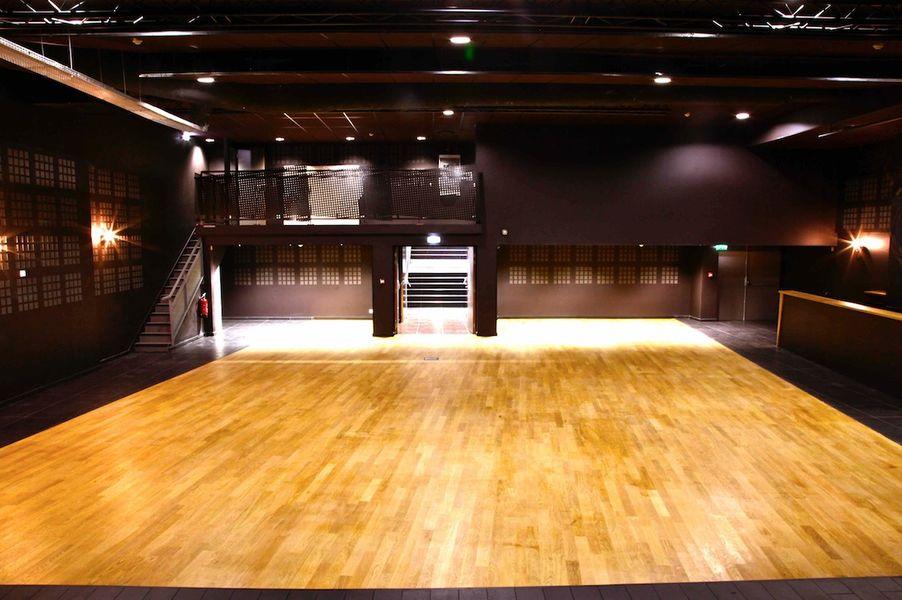 Pan Piper - Auditorium vu de la scène
