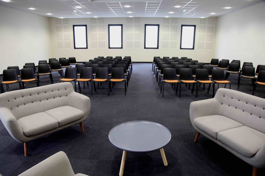 Pan Piper - Salle de conférence 1