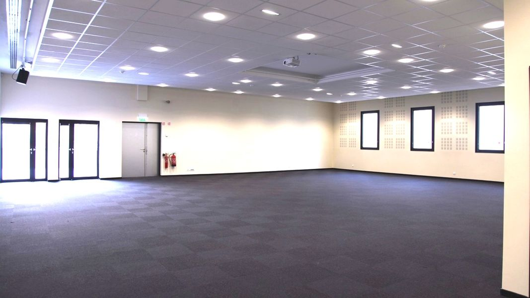 Pan Piper - Salle de conférence vide