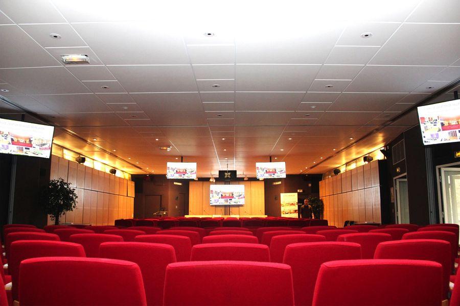 Espace Hamelin - Salle des Congrès