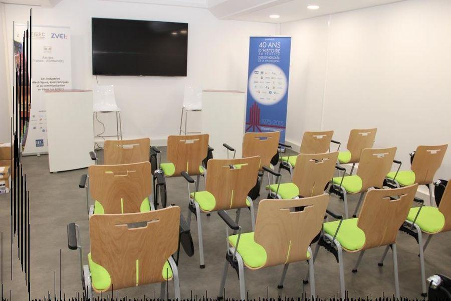 Espace Hamelin - Salle électro-Tech