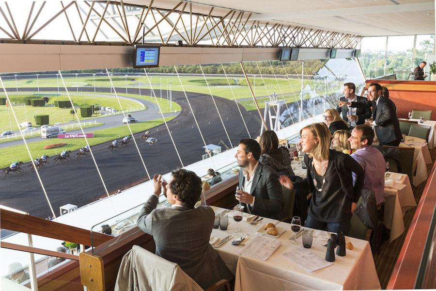 Hippodrome de Vincennes - Restaurant Le Panoramique