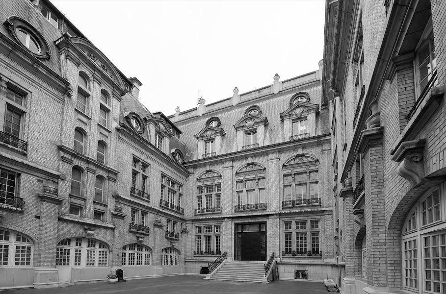 Espace Hamelin - Cour d'honneur