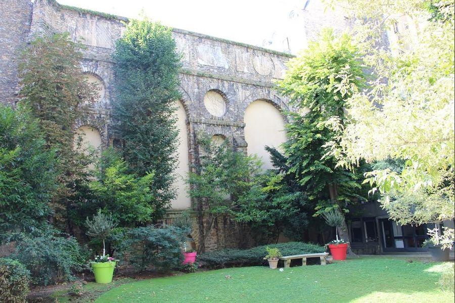 Espace Hamelin - Jardin