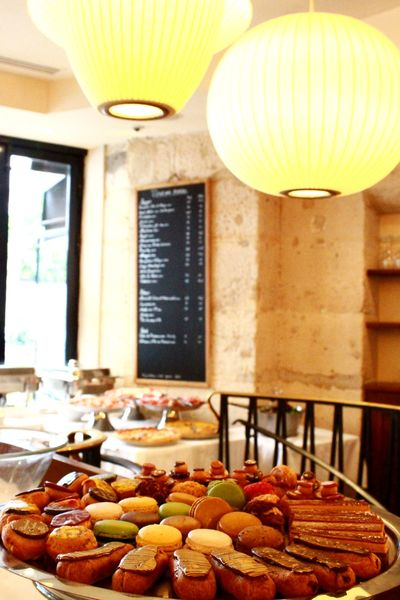 Café Louise - Buffet de mignardises