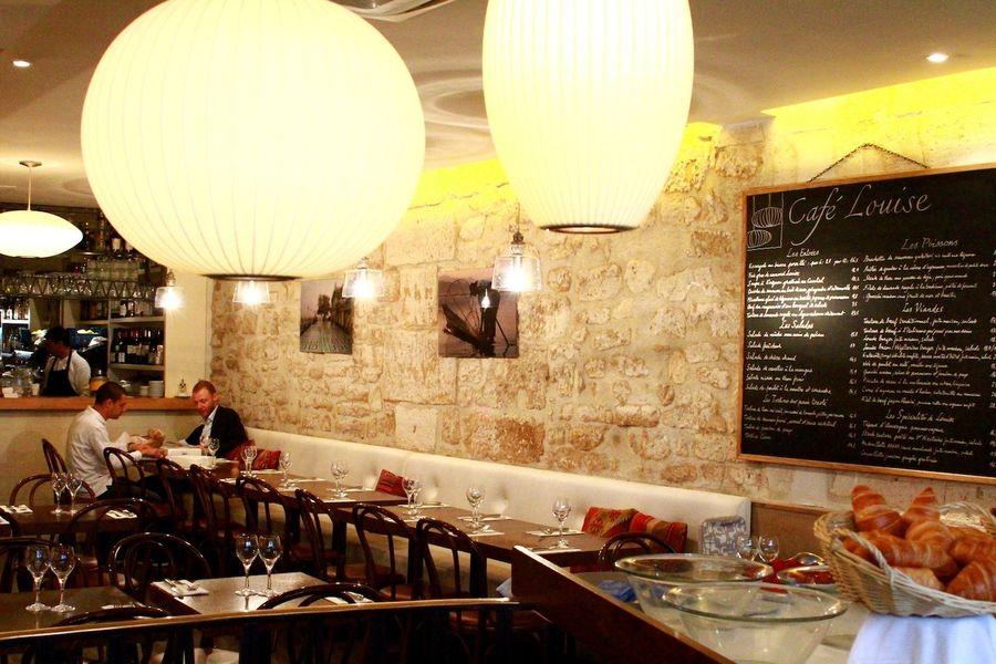 Café Louise - Salle principale