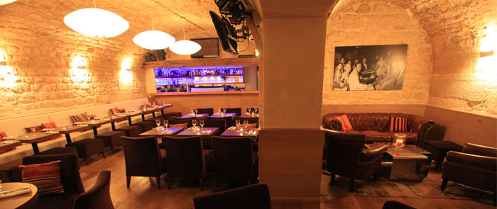 Café Louise - Cave 4