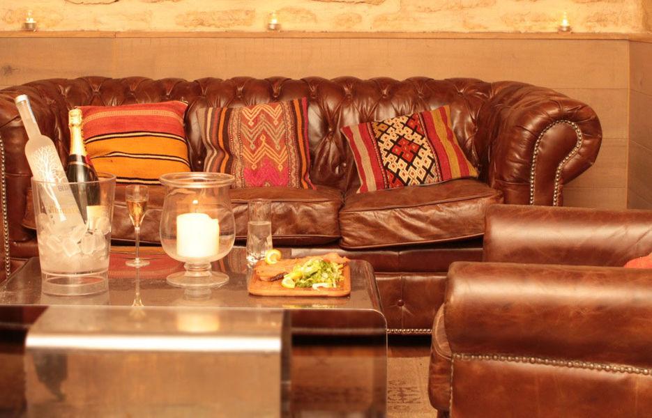 Café Louise - Coin salon 1