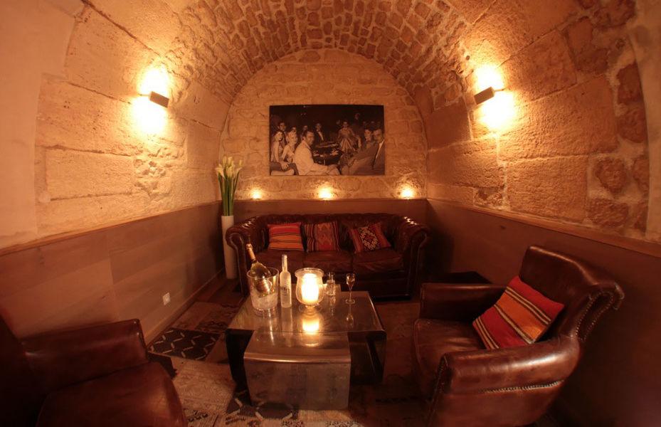 Café Louise - Coin salon