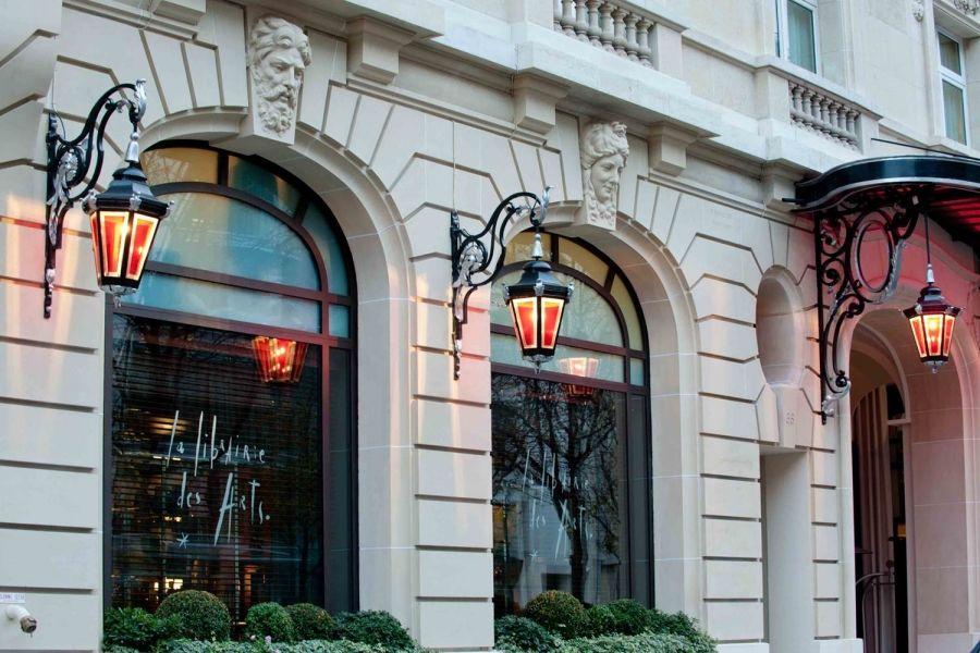 Le Royal Monceau Raffles Paris - Entrée 1