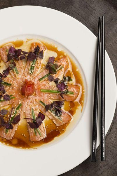 Le Royal Monceau Raffles Paris - Restaurant La Cuisine 8