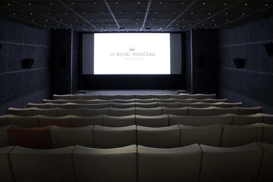 Le Royal Monceau Raffles Paris - Cinéma Katara 2