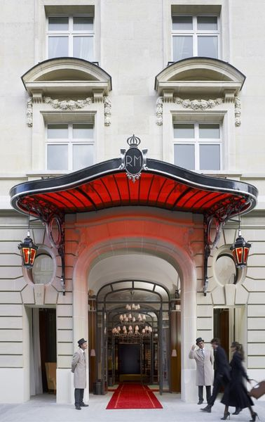 Le Royal Monceau Raffles Paris - Façade 1
