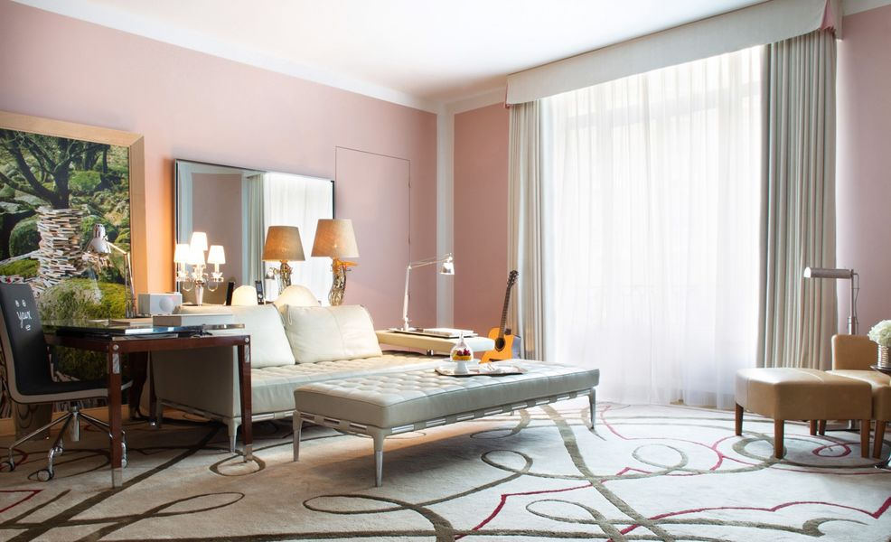 Le Royal Monceau Raffles Paris - Lifestyle Suite 1
