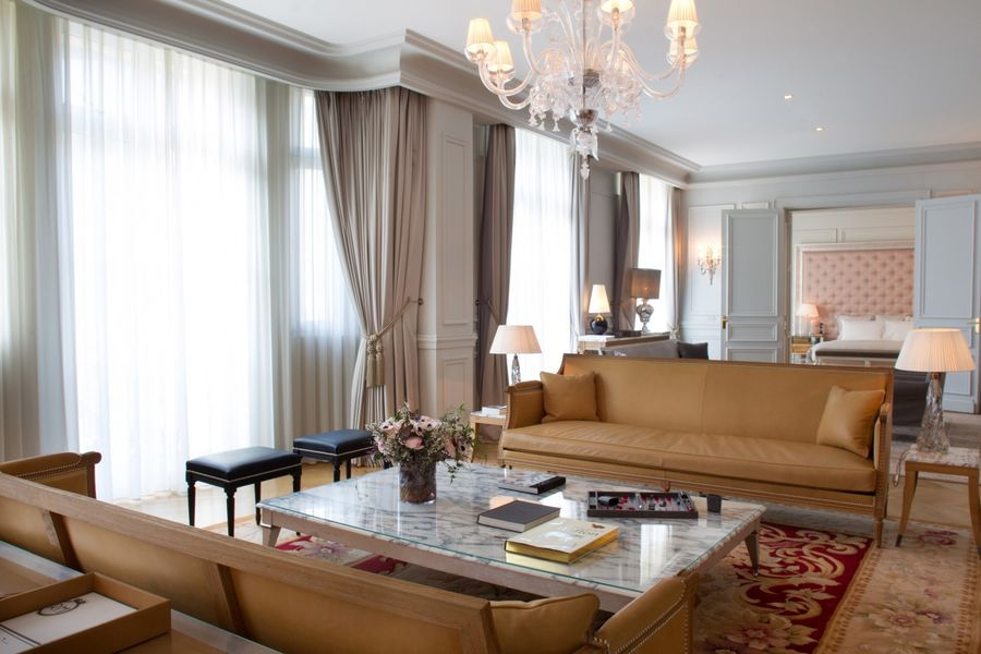 Le Royal Monceau Raffles Paris - Suite Présidentielle 241 1