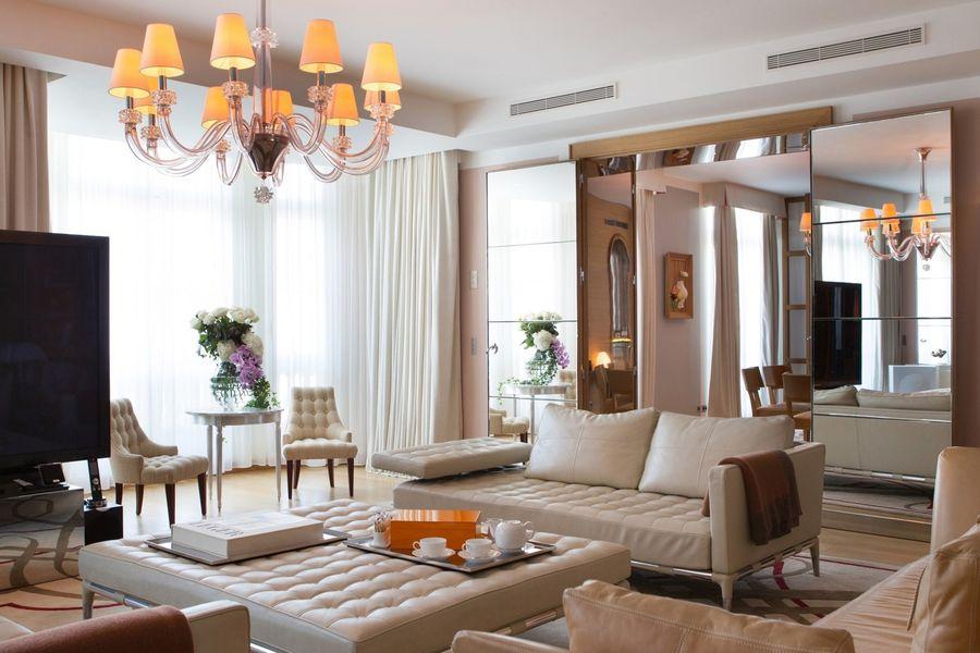 Le Royal Monceau Raffles Paris - Suite Présidentielle Katara 1