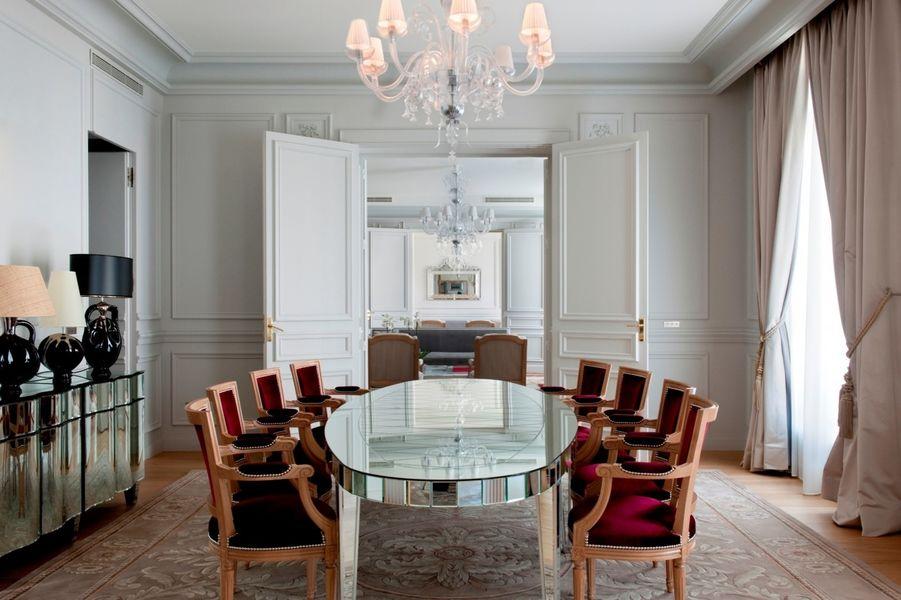 Le Royal Monceau Raffles Paris - Suite Présidentielle Raffle 2