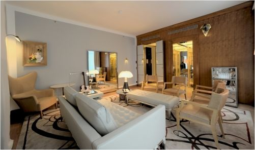 Le Royal Monceau Raffles Paris - Junket Room